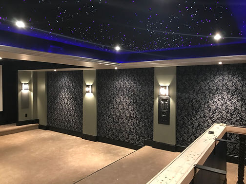 Custom Acoustic Panels by Acoustic Finishes
