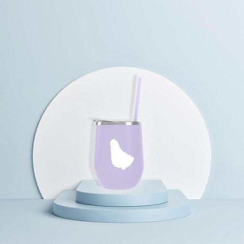 Lilac Barbados Tumbler