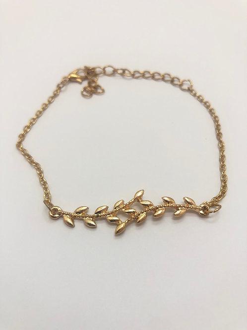 High Life Large Leaf bracelet #12