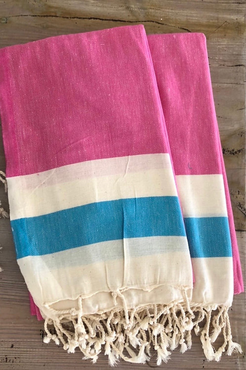 Candy Salbace Towel
