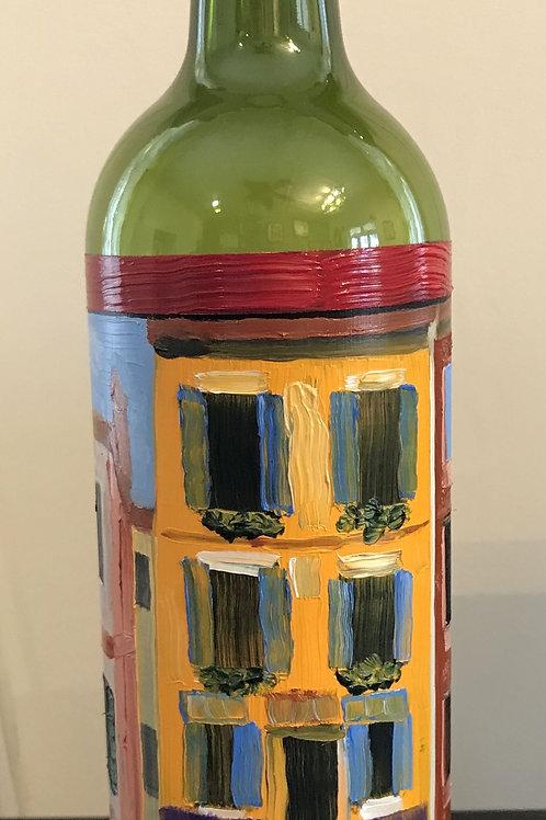Bottle art and fine art by Trevor de Silvia