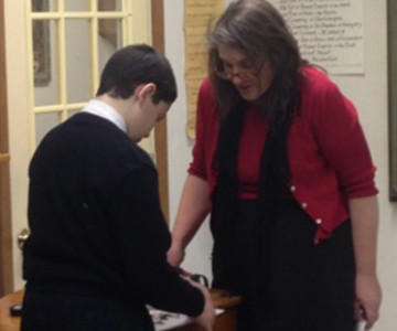 Meet Mrs. Zahaykevitz - Immaculate Heart of Mary School