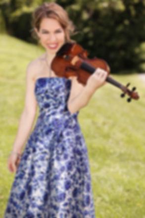 Martha's Vineyard Violinist