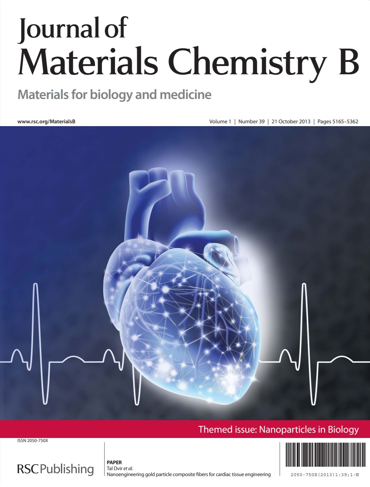 Nanoengineering gold particle composite fibers for cardiac tissue engineering.