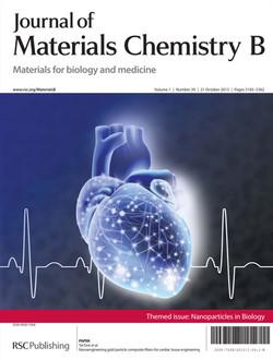 Nanoengineering gold particle composite fibers for cardiac tissue engineering.