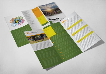 Bessemer Beautification Neighborhood Initiative Brochure