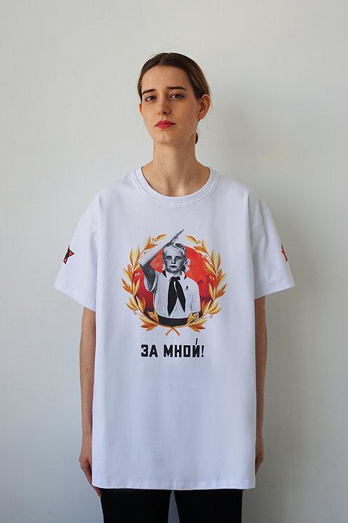 """Футболка """"ZA MNOY"""""""