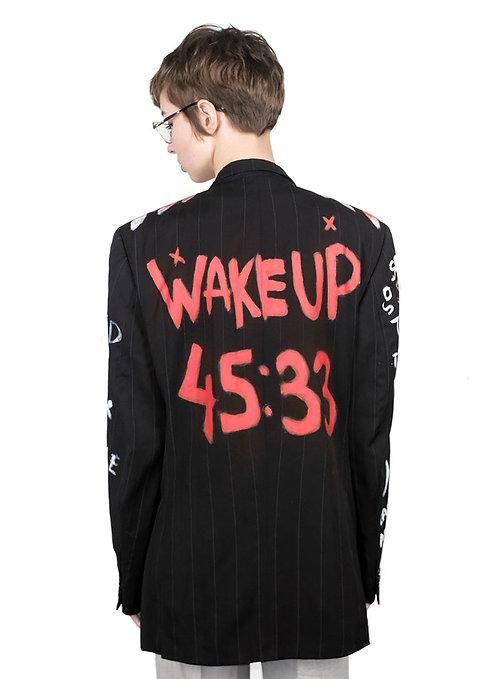 """JACKET """"WAKE UP"""""""