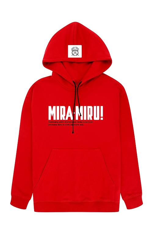 """Hoodie """"MIRA-MIRU!"""""""