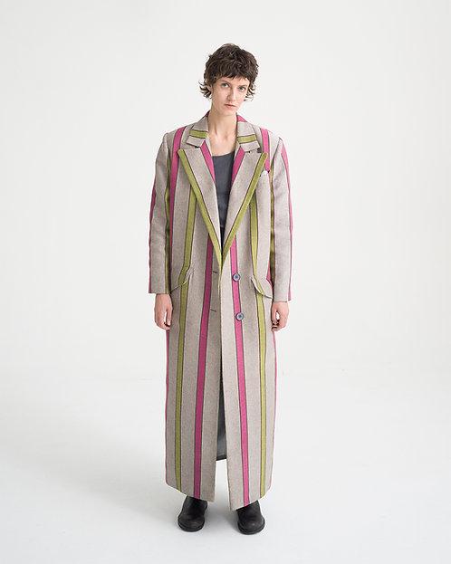 """Пальто """"Мальчик в полосатой пижаме"""""""