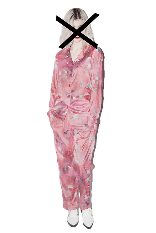 """Pajamas """"Cracked Paint"""""""