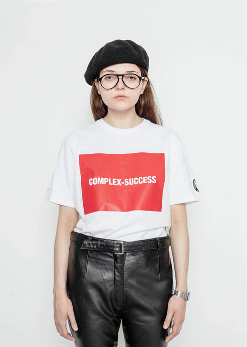 "T-SHIRT ""COMPLEX-SUCCESS"""