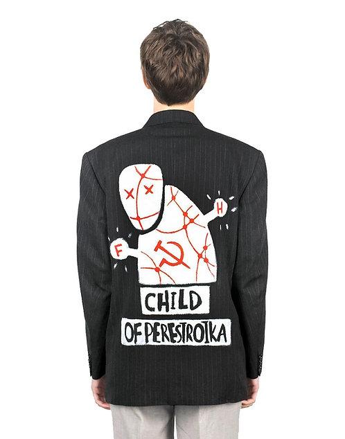 "JACKET ""CHILD OF PERESTROIKA"""