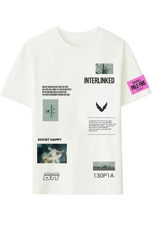"T-SHIRT ""INTERLINKED"""