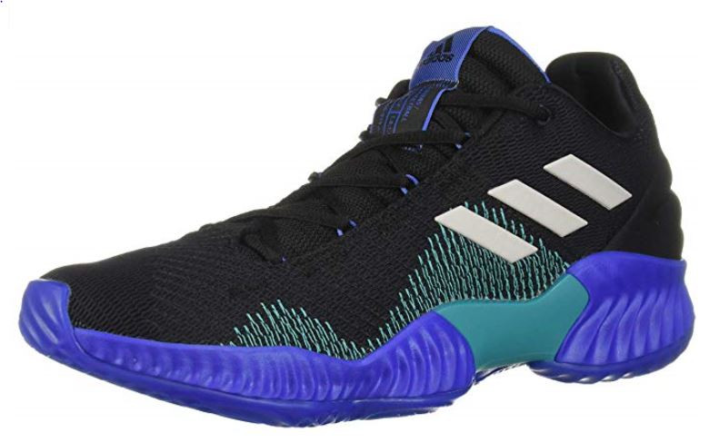 Adidas Originals Men's Pro Bounce 2018 Low Basketball Shoes