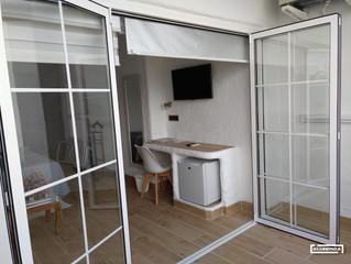 Instalación en Peñiscola / Installation in Peñiscola