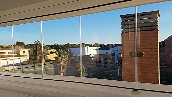 Serie Parking Cortina de Cristal, area cortina de cristal, curtain glass, moviglass, aluminia, aluminia sistemas, cristal, vidrio, serie lisa aluminia