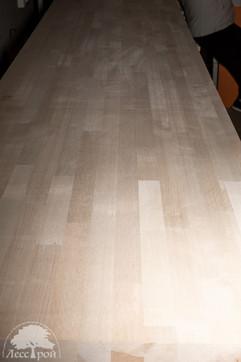 Мебельный щит из клена. Сорт САА (Экстра). Лицевая сторона