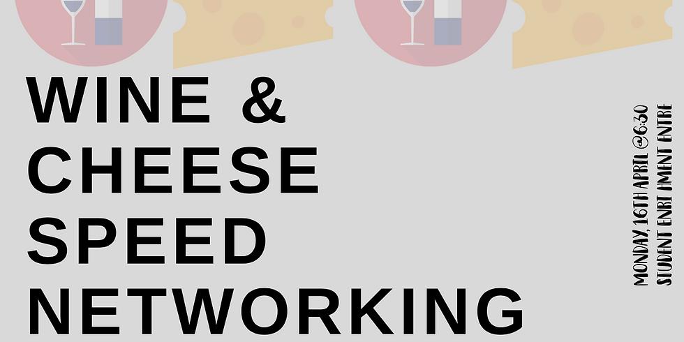Wine & Cheese Speed Networking