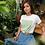 Vintage William Morris Eco-Friendly Sustainable T-Shirt