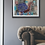 High Resolution Giclèe Art Print - Acrylic on Canvas Contemporary Painting