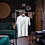 Vintage Botanical Style Plant Print T-Shirt Eco Friendly Cotton