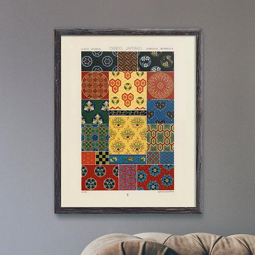 Albert Racinet - Chinese & Japanese Pattern