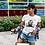 Thumbnail: Custom Album Art Unisex T-Shirt (Features Spotify Scan Code)
