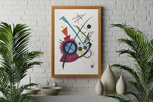 Wassily Kandinsky -Violet