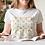 William Morris Vintage Daisy Print T-Shirt Unisex