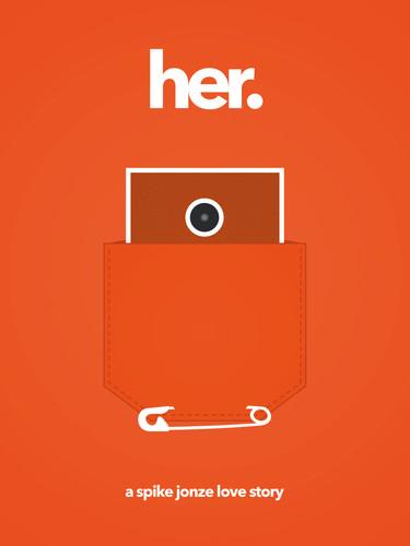 Ethos Studio Her Etsy Movie Print Poster
