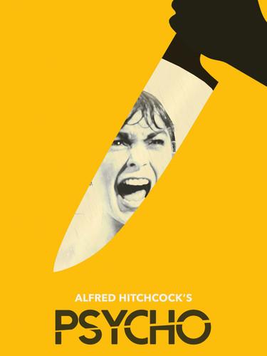 Ethos Studio Psycho Etsy Movie Print Poster