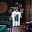Vintage Poodle Design T-Shirt Organic & Eco Friendly Cotton