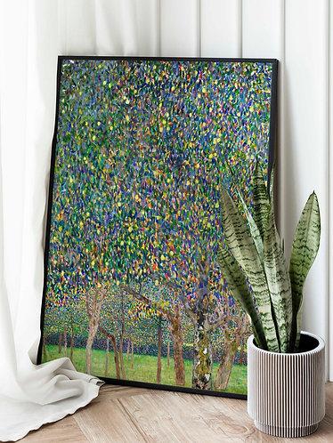 Gustav Klimt - Pear Tree