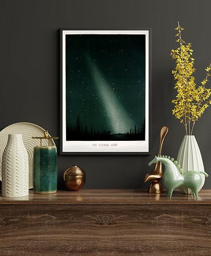 E. L. Trouvelot - The Zodiacal Light