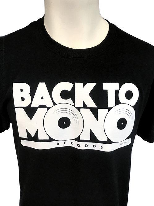 Back To Mono Records T-Shirt
