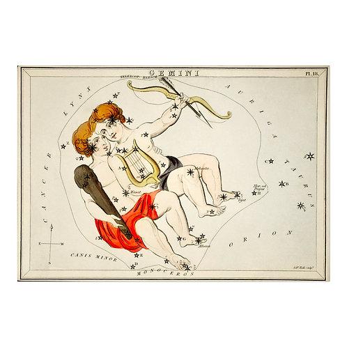 Gemini (Astrological Star Sign)