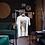 Vintage Japanese Woodblock Print Peacock Design Unisex T-Shirt
