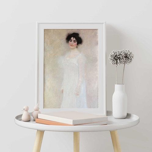 Gustav Klimt - Serena Pulitzer Lederer