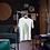 Botanical Print T-Shirt Vintage Style Fern Design