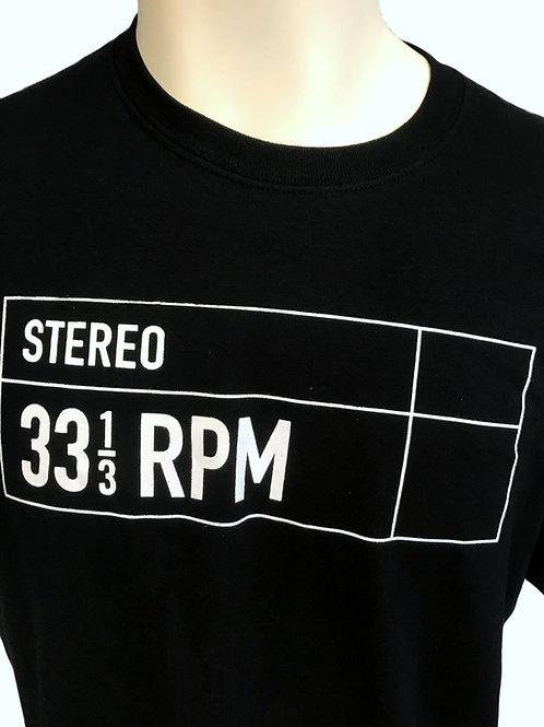 33⅓ RPM T-Shirt