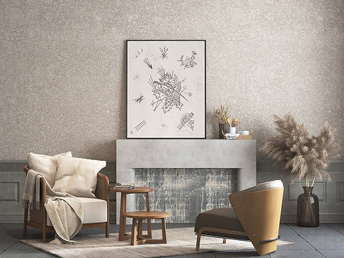 Wassily Kandinsky - Kleine Welten X (Small Worlds 10)