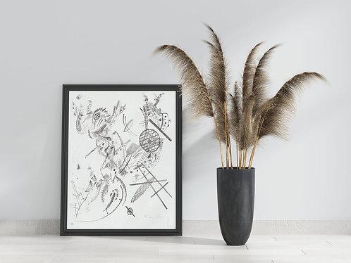 Wassily Kandinsky - Kleine Welten XII (Small Worlds 12)