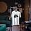 Minimal Black & White Cow Print Vegan & Eco-Friendly T-shirt
