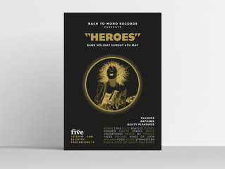 Heroes - Alternative Club Night in Lincoln