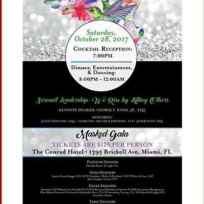 Caribbean Bar Association Gala, Community support sponsor