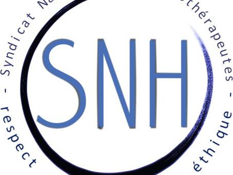 Inscription au SNH