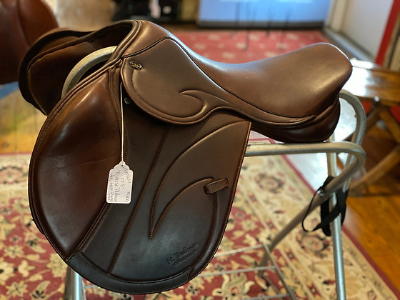 11805Wil Toulouse Platinum Saddle
