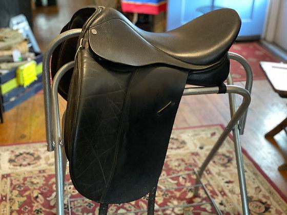9339Sam Klimke Dressage Saddle