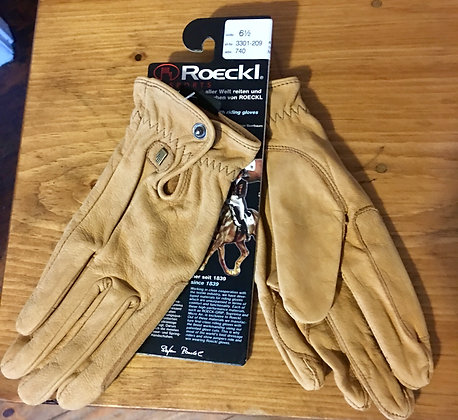 Roeckl Marrakech All Leather Gloves